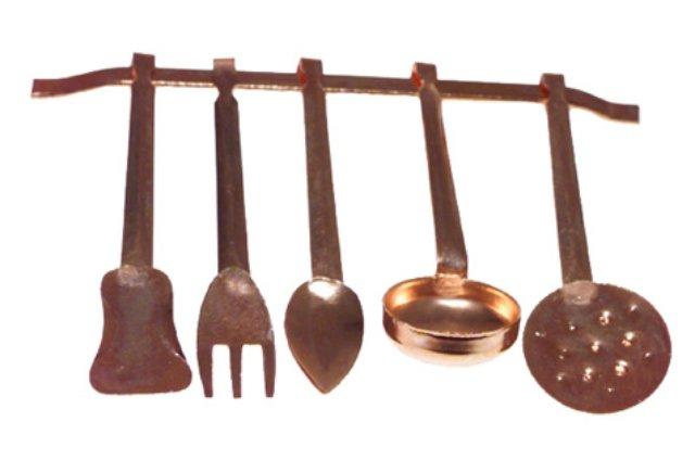 Accessori presepiali da museo il faro presepi - Oggetti in rame per cucina ...