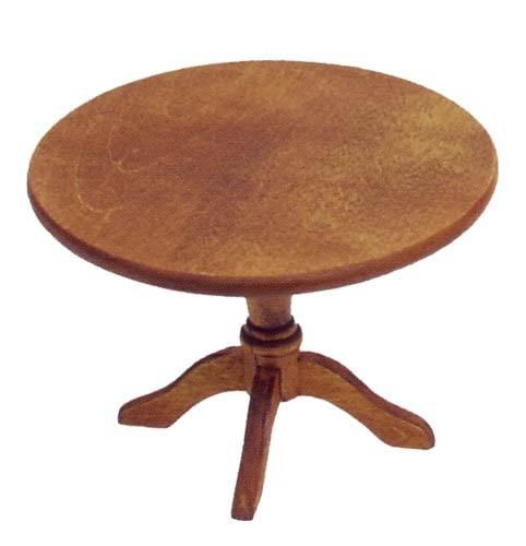 Tavolo rotondo in legno il faro presepi - Tavolo rotondo in legno ...